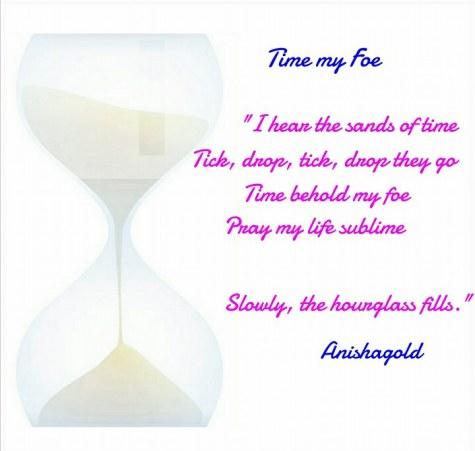 hourglass post