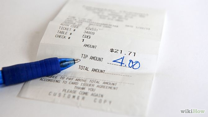 Tipping at Restaurants: Why I Resent Being Forced To Do It