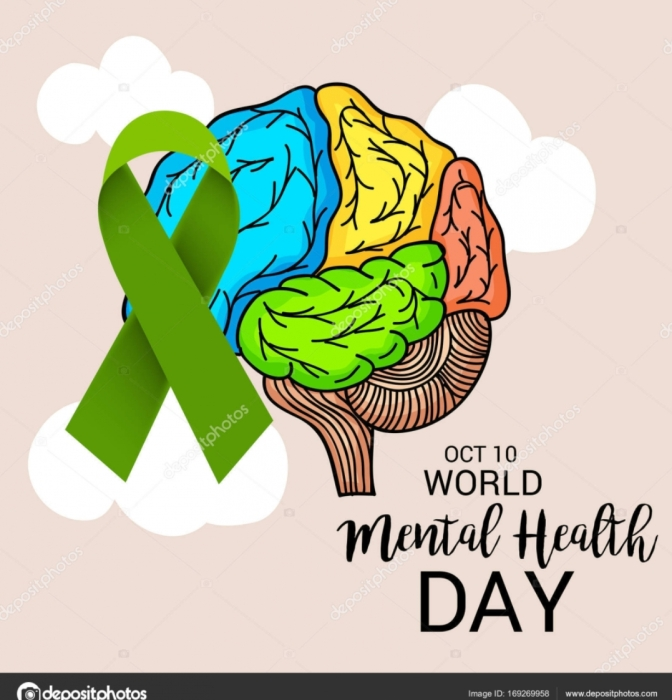 Happy World Mental Health Day!